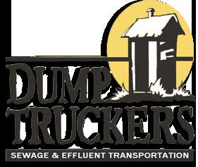 Dump truckers logo